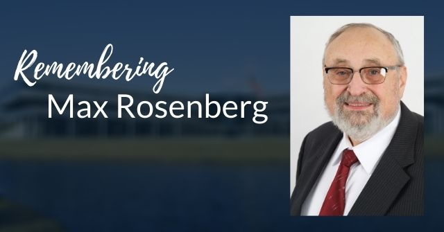 GSM Photo Remembering Max Rosenberg INTAC.jpg